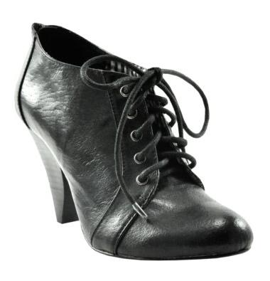 Oksana wp oxford black high heel mom